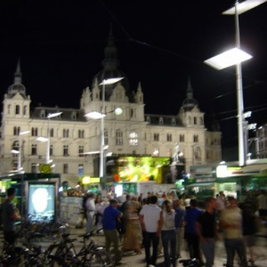 Lange Nacht der Kulturhauptstadt